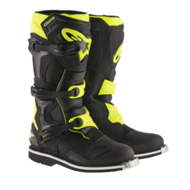 Alpinestars laarzen off-road Tech 1 zwart/geel