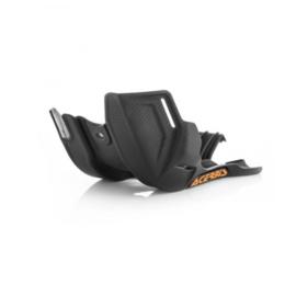 Acerbis blokbescherming zwart KTM SX 85 2013-2017 & Husqvarna TC 85 2014-2017