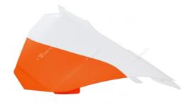 Luchtfilter kap + Filterbak delen