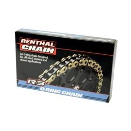 Renthal ketting R3.3 O-Ring 520 x 118L goud