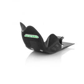 Acerbis blokbescherming zwart voor de Kawasaki KX 250F 2017-2018