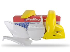 Polisport plastic kit OEM voor de Suzuki RM 85 2002-2017