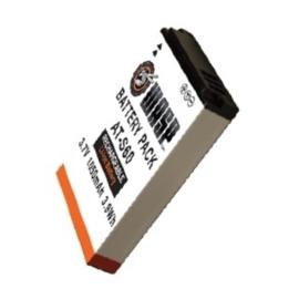 Waspcam TACT 9905 replacement batterij