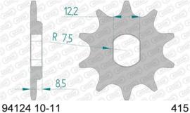 AFAM voortandwiel KTM SX 50 2009-2018 & Husqvarna TC 50 2017-2019