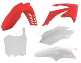 Rtech OEM plastic kit voor de CRF 250R 2011-2013 & CRF 450R 2011-2012