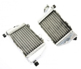 Big Radiators Set voor de KTM SX 50 2009-2018 & Husqvarna TC 50 2017-2018