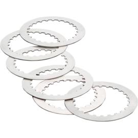 Prox stalen koppelingplaten set voor de Husaberg TE 125 2012-2014