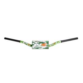 Neken stuur variabele diameter 85 laag camo groen