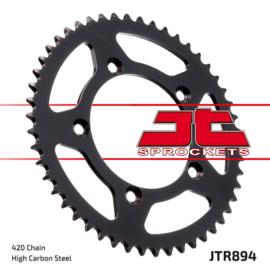 JT achtertandwiel staal KTM SX 60 1998-2001 & SX 65 2000-2018 & Husqvarna TC 65 2017-2019