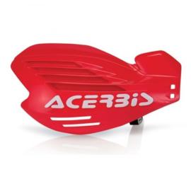 Acerbis X-Force handkappen rood