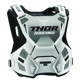 Thor 2019 Guardian MX bodyprotector Wit/Zwart