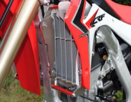 AXP Radiator beschermers voor de Honda CRF 250R 2014-2015