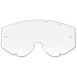 Pro Grip lens clear voor progrip brillen zonder roll off voor Progrip 3303 Vista
