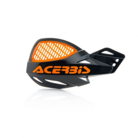 Acerbis handkappen MX Vented Uniko zwart/oranje