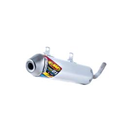 FMF Powercore 2.1 Shorty uitlaatdemper aluminium voor de KTM SX/EXC 250 2017-2018 & Husqvarna TC/TE 250 2017-2018