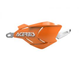 Acerbis handkappen X-Factory oranje/wit