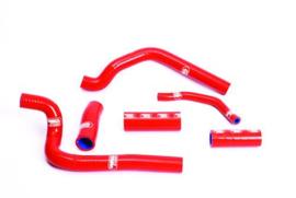 Samco Sports radiator slangen set rood voor de Honda CR 500R 1989-2001