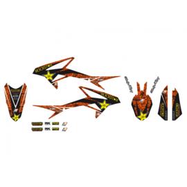 Blackbird Rockstar Energy stickers Beta RR 50 2011-2018