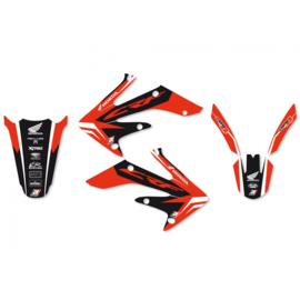 Blackbird Dream 4 sticker set Honda CRF 250R 2004-2009 & CRF 250X 2004-2018