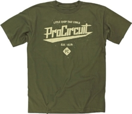 Pro Circuit t-shirt Little Shop