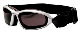 Jopa zonnebril Rattler zilver-smoke