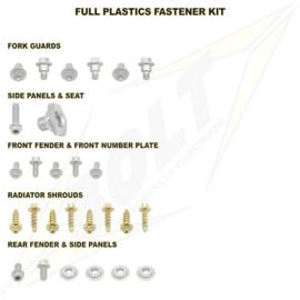 Bolt boutenset voor plastic werk KTM SX 85 2013-2018