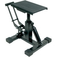 Motorsport mx shock lift stand motorbok zwart