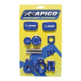 Apico Bling bling pack blauw KTM EXC 250/300 2014-2018 & EXC-F 250/350/450 2014-2018