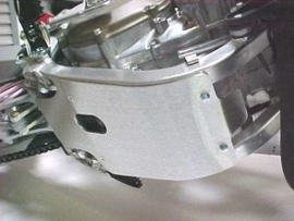 Works Connection blokbescherming/bodemplaat voor de Honda CR 250 2000-2001