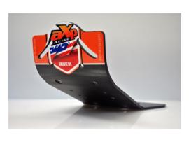 AXP blokbescherming zwart Anaheim stijl KTM SX-F 250/350 2011-2015