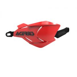 Acerbis handkappen X-Factory rood/zwart