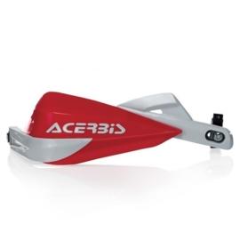 Acerbis handkappen Rally 3 rood