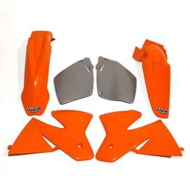 UFO plastic kit voor de SX 125/250/380/400/520 2000 & SX 400/520 Racing 2000