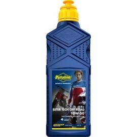 Putoline Ester Tech Off Road 4+ 10W-50 1 liter