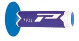 Pro Grip 788 handvaten Tri-Compound wit / blauw / licht blauw