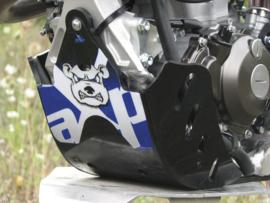 AXP blokbescherming Enduro voor de Yamaha WRF 450 2012-2013