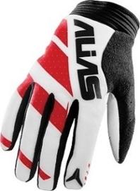 Alias Clutch handschoenen rood