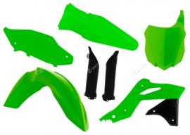 Rtech neon groen plastic kit voor de KX 250F 2013-2016