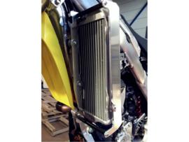AXP radiator beschermers voor de Suzuki RM-Z 250 2016-2018