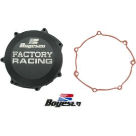 Boyesen Factory Racing koppelingsdeksel Zwart voor de Yamaha WR 450F 2003-2014 & YZ 450F 2003-2009