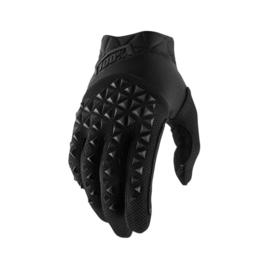 100% handschoenen Airmatic Zwart / Charcoal