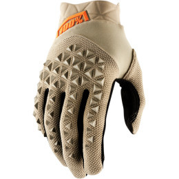 100% handschoenen Airmatic Sand