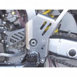 Works Connection Frame beschermers voor de Honda CR 500R 1989-2001