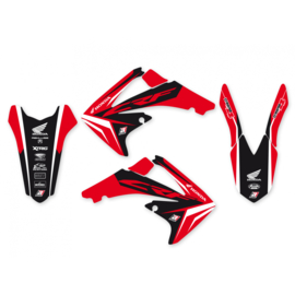 Blackbird Dream 4 sticker set Honda CRF 250R 2010-2013 & CRF 450R 2009-2012