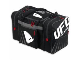 UFO grote tas 70 x 36 x 42 grijs/zwart