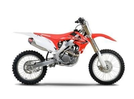 Yoshimura RS-4 compleet uitlaat systeem Honda CRF 250R 2011-2013
