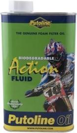 Putoline Action Fluid BIO luchtfilter olie 1 liter