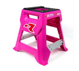 Rtech motorbok R15 neon roze