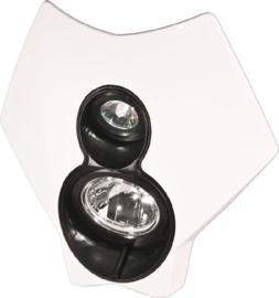 Trail Tech koplamp kit X2 70 watt halogeen wit
