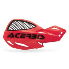 Acerbis handkappen MX Vented Uniko rood/zwart